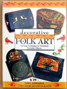 Decorative Folk Art by Sybil Edwards