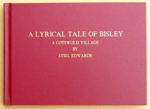 Book: A Lyrical Tale of Bisley - A Cotswold Village