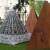 Stroud International Textile Festival Pyramid 2010